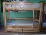 Кровать двухъярусная Врунгель с 2 ящиками
