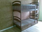Кровать двухъярусная Арина с 2 ящиками