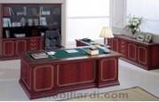 Офисная  ВИП мебель для руководителя.Классический Кабинет OMAR. Италия