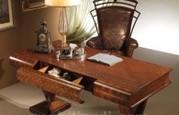 Элитный кабинет  классика DENDI  с  креслом,   от  Carpanelli