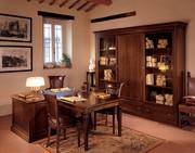 Кабинет классика для дома, офиса  DUCA Италия