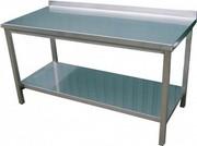 Продам столы из нержавейки новые в ресторан,  кафе,  общепит
