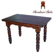Деревянные столы для кафе,  Стол 120 x 75 (4 ноги)