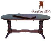 Деревянный стол раскладной Аврора