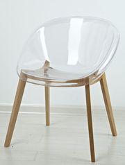 Кресло прозрачное 194-DPC