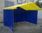 Палатка для торговли на улице