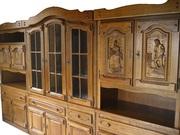 Дубовая мебель Стінка б/в (Німеччина)